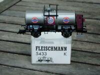 Fleischmann 5433 K KESSELWAGEN DAPOLIN Benzin DAPG DRG Epoche 2 neuwertig in OVP