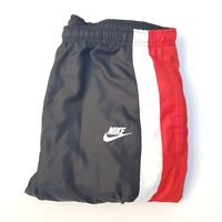 Mens Nike Polyester Warm Up Exercise Tracksuit Pants Size M Medium