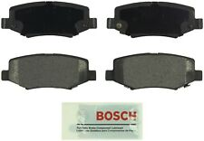 For Jeep Liberty Wrangler Dodge Nitro Rear Blue Disc Brake Pads Bosch BE1274