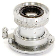 Konica Hexar KONISHIROKU 1:3.5 f=50mm f3.5 Leica LTM / L39 Prime Lens !! RARE !!