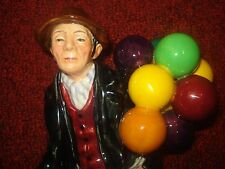 "Royal Doulton ""The Balloon Man"" Figurine HN 1954 MINT"