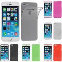 ebestStar Coque Gel anti-choc Transparent Apple iPhone X 8 7 6 6S 5 5S 4 4S PLUS