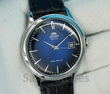 NWT ORIENT Bambino v.4 Classic Automatic Watch FAC08004D