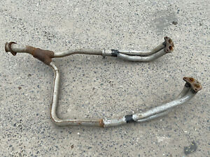 RANGE ROVER CLASSIC 3.5 V8 EXHAUST DOWN PIPES PART NEW GENUINE