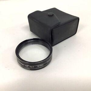 Set 3 Arrow Close Up Camera Filters 49mm No 1 No 2 No 4 #563