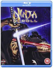 NINJA SCROLL (1993) Region B [Blu-ray] Manga Yoshiaki Kawajiri