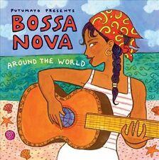 NEW Bossa Nova Around The World (Audio CD)