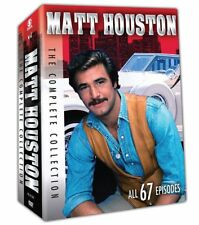 Matt Houston Complete TV Series Season 1-3 (All 67 Episodes) NEW 12-DISC DVD SET
