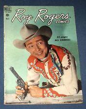 Roy Rogers Comics #29  May 1950