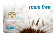 New! Roam Mobility. USA Micro/Standard Sim Card for the Canadian Traveler! Save!