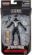 Marvel Legends Infinite Kingpin Series Symbiote Spider-Man Action Figure