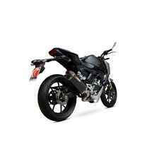 Scorpion Exhaust Honda CB 125 R Carbon Fibre Serket Parallel Full System