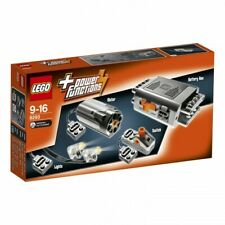 LEGO 8293 POWER FUNCTIONS FONCTION MOTEUR Batterie Switch ++ 100% NEUF NEW ++