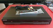 Samsung DVD-V6700 VCR & DVD Combo Player 6 Head Hi-Fi with original remote