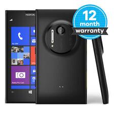 Nokia Lumia 1020 - 32GB - Black (O2) Smartphone