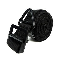 Black Blackhawk Tactical Belt Emergency Rescue Military Rigging Rigger Belt Tool