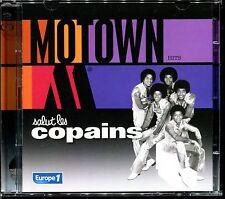 SALUT LES COPAINS MOTOWN - 2 CD COMPILATION [882]