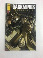 Darkminds Macropolis Issue 1 Vol 3 Jan 2002 Comic Book Image Comics