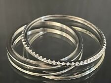 Vintage Rolex 5512 5512 1680 Stainless Steel Bezel Glass Ring