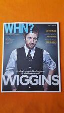 Hyundai WHN? Magazine Bradley Wiggins Ioniq RN30 Tucson Mvula Issue 1 2016 MINT