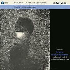 Carlo Maria Giulini - Debussy: La Mer / 3 Nocturnes / Ravel [New SACD] Japan - I