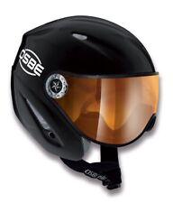 Osbe Start R Mono Ski And Snowboard Helmet Black.M 54cm. Huge Discount From 200$