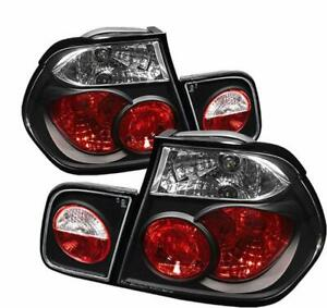 New Spyder Auto Tail Light Set, 4-Door Lamp Taillight Taillamp, 5000712