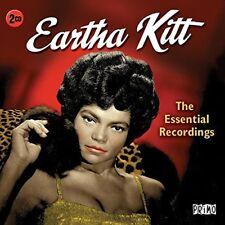 EARTHA KITT - THE ESSENTIAL RECORDINGS 2 CD NEW!