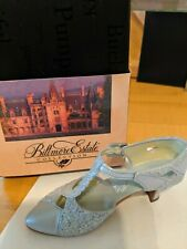 "Just the Right Shoe, Raine, ""Something Blue"" Biltmore Estates # 25417 Nib"