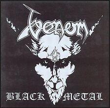 Venom CD Lot  Black Metal + Welcome To Hell  2002 Sanctuary Castle  BONUS TRACKS