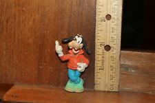 "Vintage Disney Pvc Figure Goofy 2-1/4"""