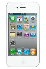 "Apple IPHONE 4 32GB 3,5 "" Ios Smartphone White - Acceptable Condition"