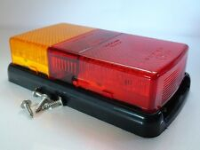 170mm Super-Bright LED Sealed Combo Stop/Tail & Indicator Truck Light (12 Volt)