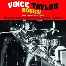 Vince Taylor & His Playboys - Rocks! (180g Vinyl LP) NEW/SEALED