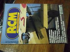 5µ?§ Revue RCM n°161 Plan encart Mini Edelweiss / Extra 260 ASH 25