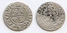 G3844 - Polen 3 Pölker 1623 (1/24 Taler) KM#41 Silber Sigismund III.1587-1632