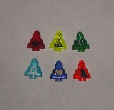 Lego Lot of 6 MOONSTONE Monster Fighters CRYSTALS Retired