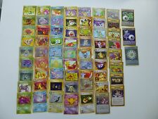 Complete Team rocket rocket gang SET japanese NEAR MINT pokemon