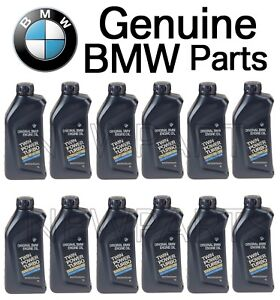 For BMW 12 Liter Motor Engine Oil OES Twin Power Turbo 0W-30 LL01 FE Synthetic