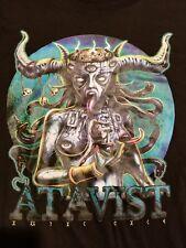 Xl Otep Atavist Shirt