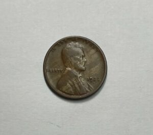 1922 D Lincoln Wheat Cent VG Very Good