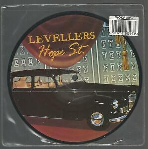 "Levellers - Hope St. 1995 UK 7"" Pic Disc EX/EX"