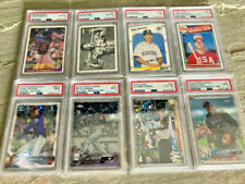 PSA Graded Rookies and Stars: Mid-Grade PSA 9 to PSA 6 - You Pick