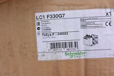 NEW Schneider Electric LC1F330G7 Contactor 330 Amp 600V  120V coil LX1FH1272