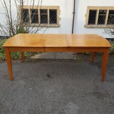 A Stylish Reproduction Extending Dining Table with Additional Leaf (214cm Max)