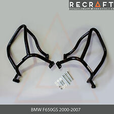 BMW F650GS 2000-2007 Top Crash Bars Engine Guard Frame Protector