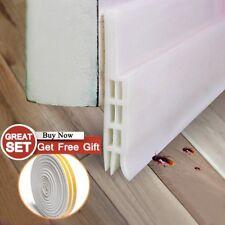 Sound Proof Door Strip Door Sweep Weather Stripping Under Door Draft Stopper