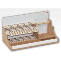 Hobbyzone Brushes & Tools Workstation Module 300x150mm Art Studio Desk Tidy