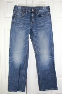 Mens Bullhead Jeans - 29 x 30 - Rincon Straight Excellent Condition
