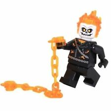 Lego Marvel Super Heroes 76058 Ghost Rider Minifigure New